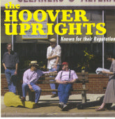 HOOVER UPRIGHTS 'Known For Their Reputation' 5SP-5002-CD