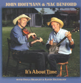 JOHN HOFFMANN & MAC BENFORD 'It's About Time' 5SP-7003-CD