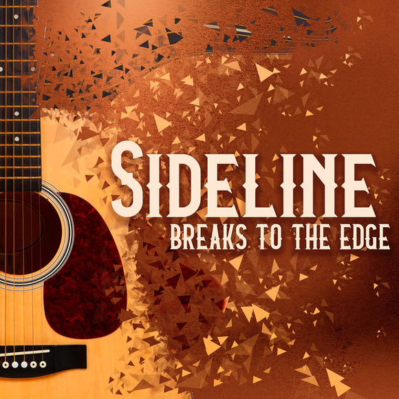 SIDELINE 'Breaks To the Edge' MH-1826-CD