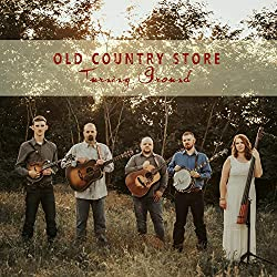TURNING GROUND 'Old Country Store' BRC-5004-CD