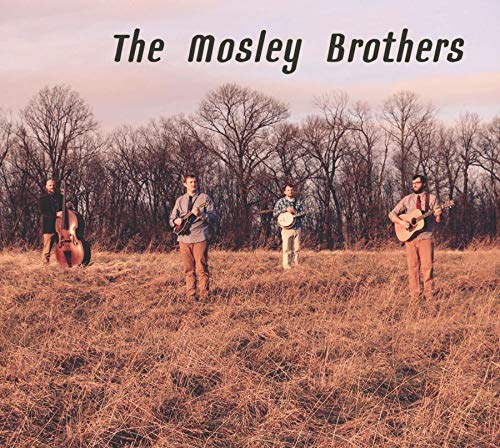 THE MOSLEY BROTHERS 'The Mosley Brothers' PATUX-336-CD
