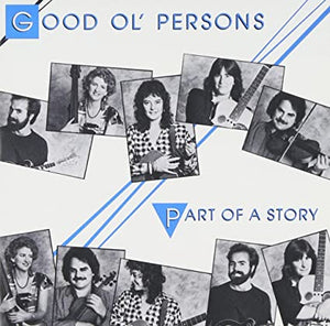 GOOD OL' PERSONS 'Part of a Story' FR-104-CD