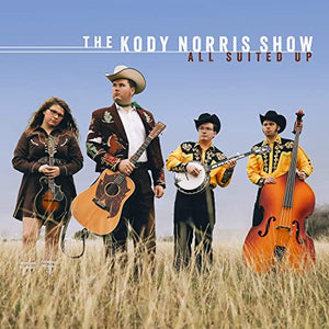 THE KODY NORRIS SHOW 'All Suited Up' REB-1873-CD