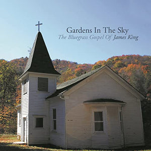 JAMES KING 'Gardens In The Sky' ROU-0595-CD