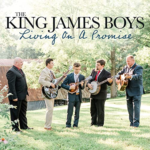 KING JAMES BOYS 'Living On A Promise' MGM-200100-CD