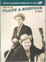 FLATT & SCRUGGS 'Best Of Flatt & Scruggs TV Shows- Vol. 9'