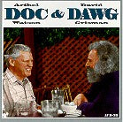DAVID GRISMAN 'Doc & Dawg' (with Doc Watson)               ACD-25-CD