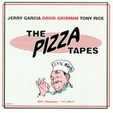 JERRY GARCIA, DAVID GRISMAN, TONY RICE 'The Pizza Tapes' ACD-41-CD