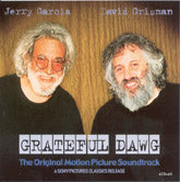 "JERRY GARCIA & DAVID GRISMAN ""Grateful Dawg: Original Motion Picture Soundtrack"""