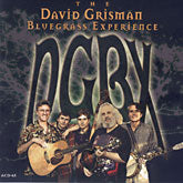 DAVID GRISMAN BLUEGRASS EXPERIENCE 'DGBX'          ACD-65-CD