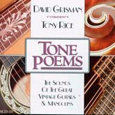 DAVID GRISMAN & TONY RICE 'Tone Poems'               ACD-10-CD