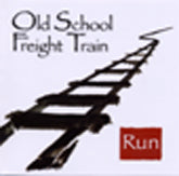 OLD SCHOOL FREIGHT TRAIN 'Run' ACD-61-CD