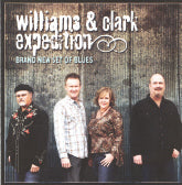 WILLIAMS & CLARK EXPEDITION 'Brand New Set Of Blues' ACOUS-0726-CD