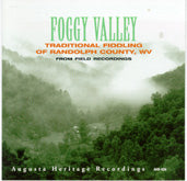 VARIOUS 'Foggy Valley: Traditional Fiddling of Randolf County, WV' AHR-026-CD