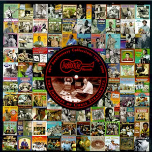 VARIOUS 'Arhoolie Records 40th Anniversary Collection: 1960-2000' ARH-491-CD