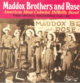 MADDOX BROTHERS AND ROSE 'Their Original Recordings 1946-1951' ARH-391-CD