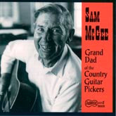 SAM MCGEE 'Country Guitar' ARH-9009-CD