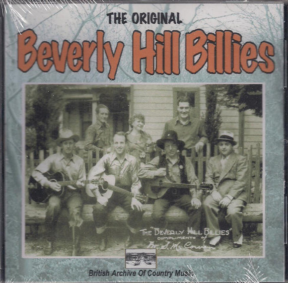 BEVERLY HILL BILLIES 'The Original' BACM-022-CD