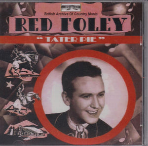 RED FOLEY 'Tater Pie' BACM-064-CD
