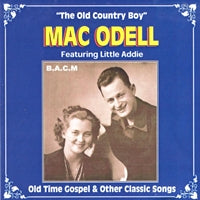 MAC ODELL 'The Old Country Boy' BACM-309-CD