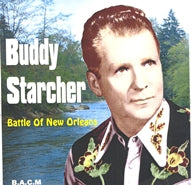 BUDDY STARCHER 'Battle Of New Orleans' BACM-311-CD