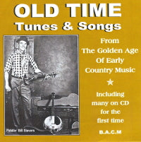 VARIOUS ARTISTS 'Old Time Tunes & Songs' BACM-340