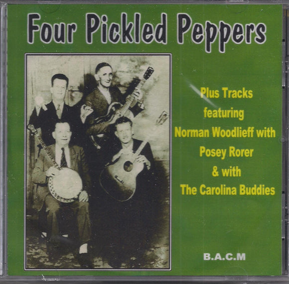 FOUR PICKLED PEPPERS & ASSOCIATES BACM-452-CD