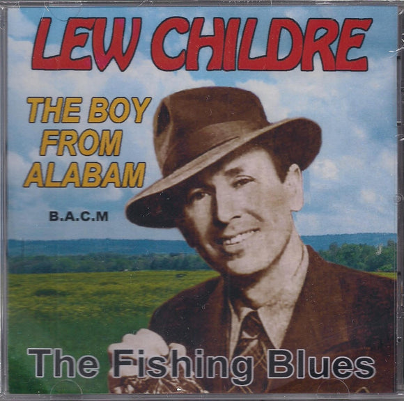 LEW CHILDRE 'The Boy From Alabam' BACM-510-CD