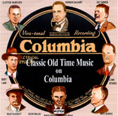 VARIOUS 'Classic Old-Time Music On Columbia' BACM-057-CD