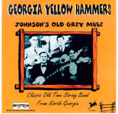 GEORGIA YELLOW HAMMERS 'Johnson's Old Grey Mule' BACM-073-CD