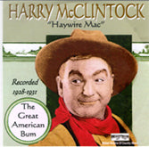 HARRY MCCLINTOCK 'Haywire Mac' BACM-082-CD