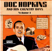 "DOC HOPKINS & HIS COUNTRY BOYS ""Vol. 1"" BACM-088-CD"