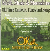 VARIOUS ARTISTS 'Mirth, Music & Moonshine' BACM-141-CD
