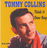 TOMMY COLLINS 'Think It Over Boys' BACM-165-CD
