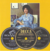 KITTY WELLS 'I'll Be All Smiles Tonight' BACM-181-CD