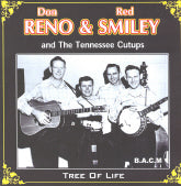 DON RENO & RED SMILEY 'Tree Of Life' BACM-205-CD
