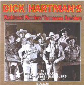 DICK HARTMAN 'Washboard Wonders/Tennesee Ramblers' BACM-259-CD