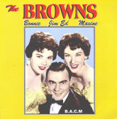 THE BROWNS 'The Browns' BACM-275-CD