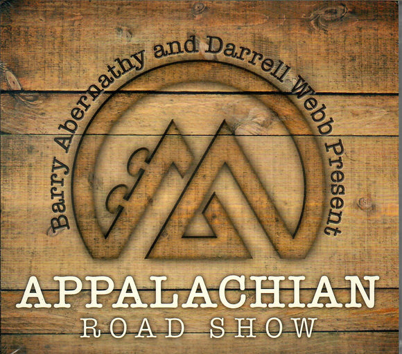 APPALACHIAN ROAD SHOW 'Appalachian Road Show' BBR-0760-CD
