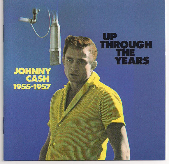 JOHNNY CASH 'Up Through the Years 1955-1957' BCD-15247-CD