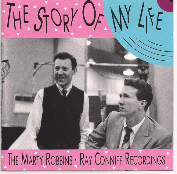 MARTY ROBBINS & RAY CONNIFF 'Story of My Life'