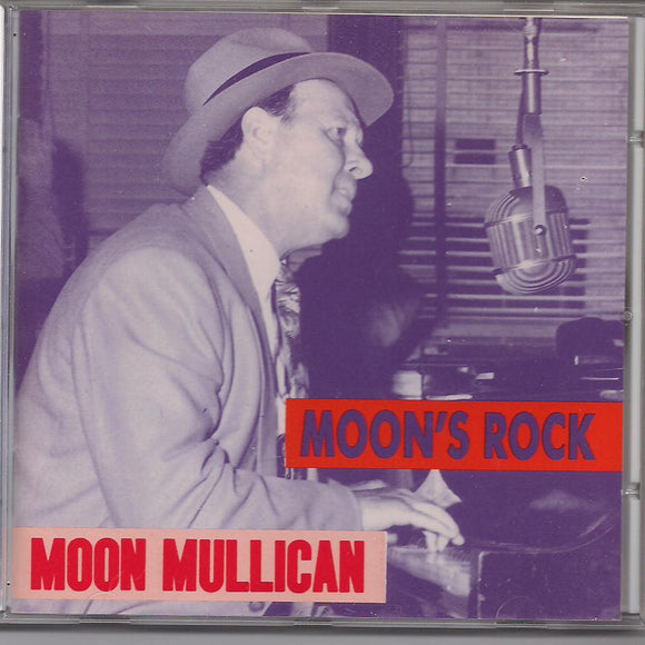MOON MULLICAN 'Moon's Rock' BCD-15607-CD