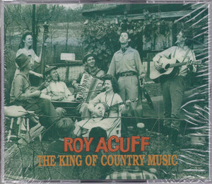 ROY ACUFF 'The King of Country Music'