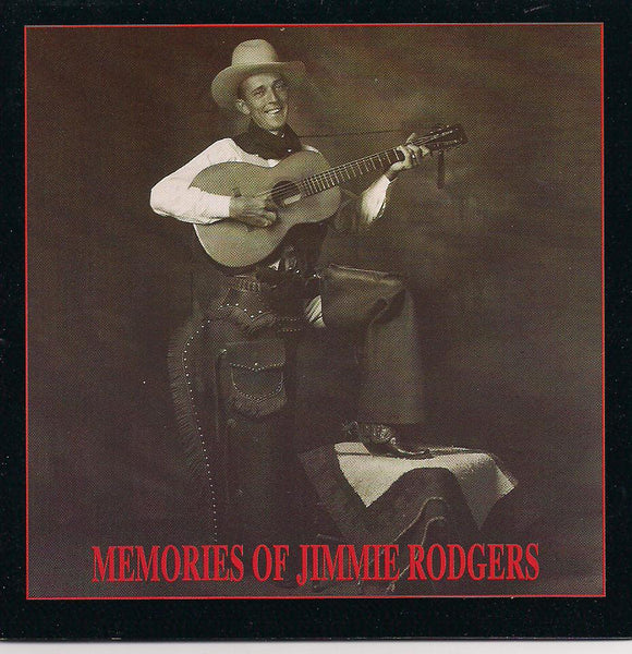 VARIOUS ARTISTS 'Memories of Jimmie Rodgers' BCD-15938-CD