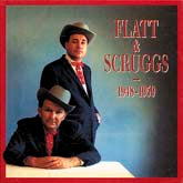 FLATT & SCRUGGS '1948-1959' (4CDs) BCD-15472-4CD
