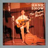 HANK SNOW 'The Singing Ranger Vol. 2' (4CDs) BCD-15476-CD