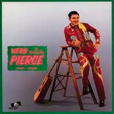 WEBB PIERCE '1951-1958' (4CDs) BCD-15522-CD