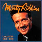 MARTY ROBBINS 'Country 1951-1958' (5CDs) BCD-15570-CD