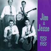 JIM & JESSE 'Classic Recordings 1952-55' BCD-15635-CD