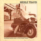 MERLE TRAVIS 'Guitar Rags etc' (5CDs)